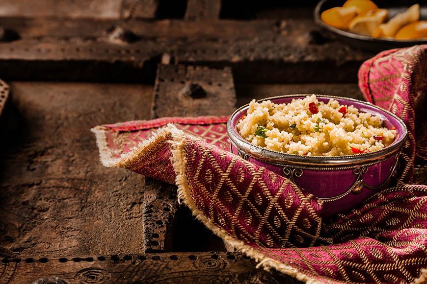 couscous marocain.