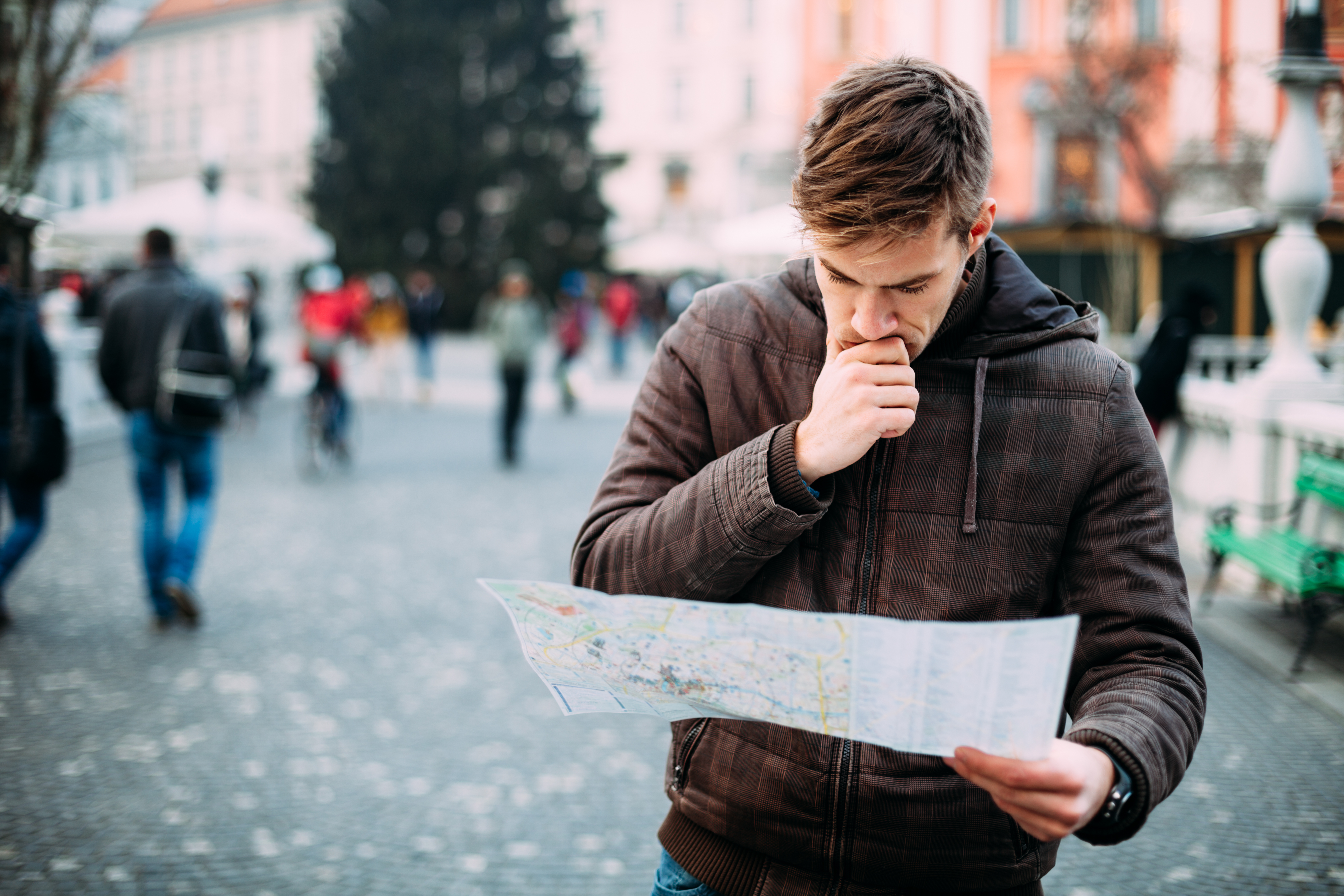 What To Do If You Get Lost When Traveling Blog