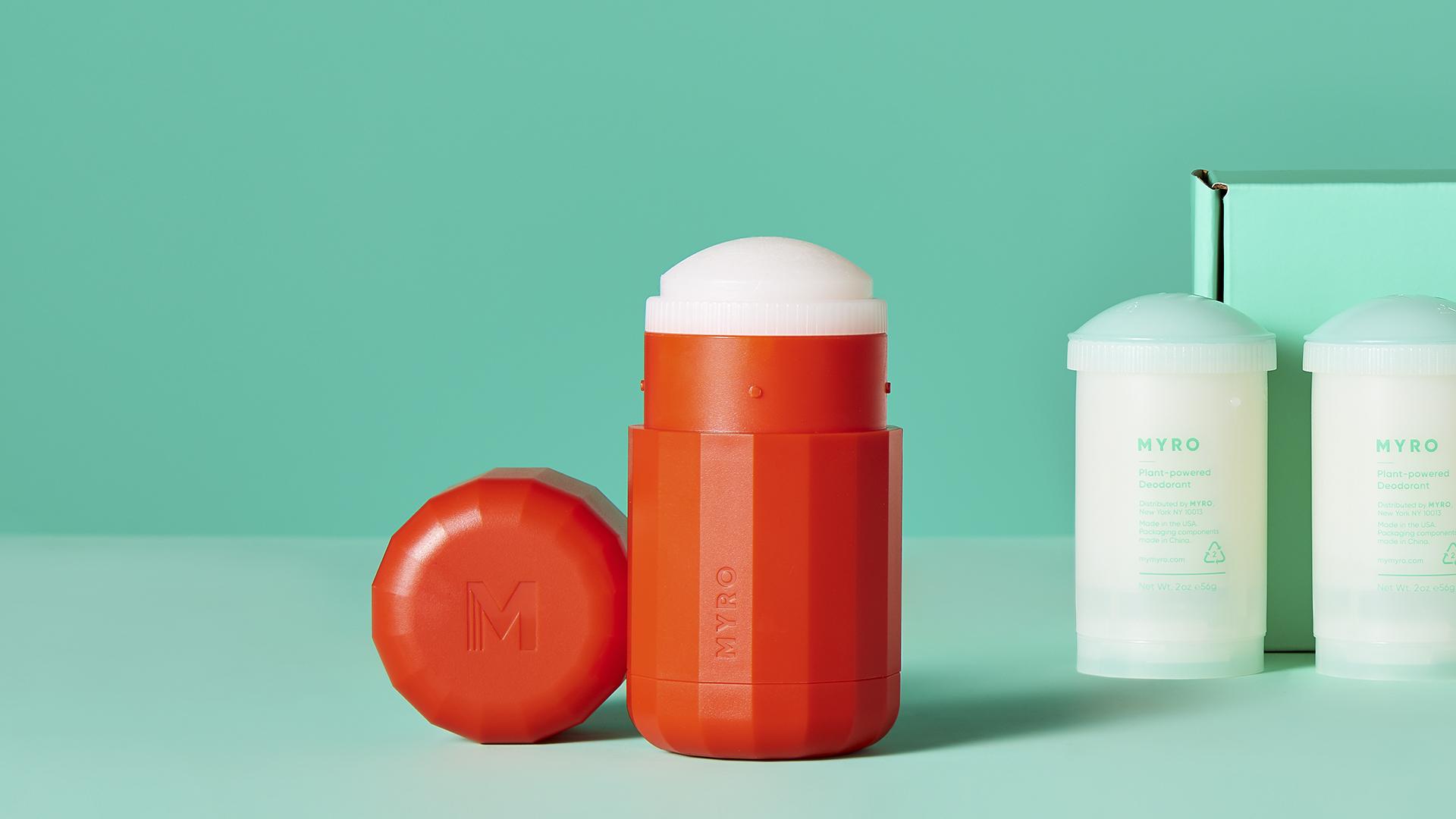 myro deodorant review a travel