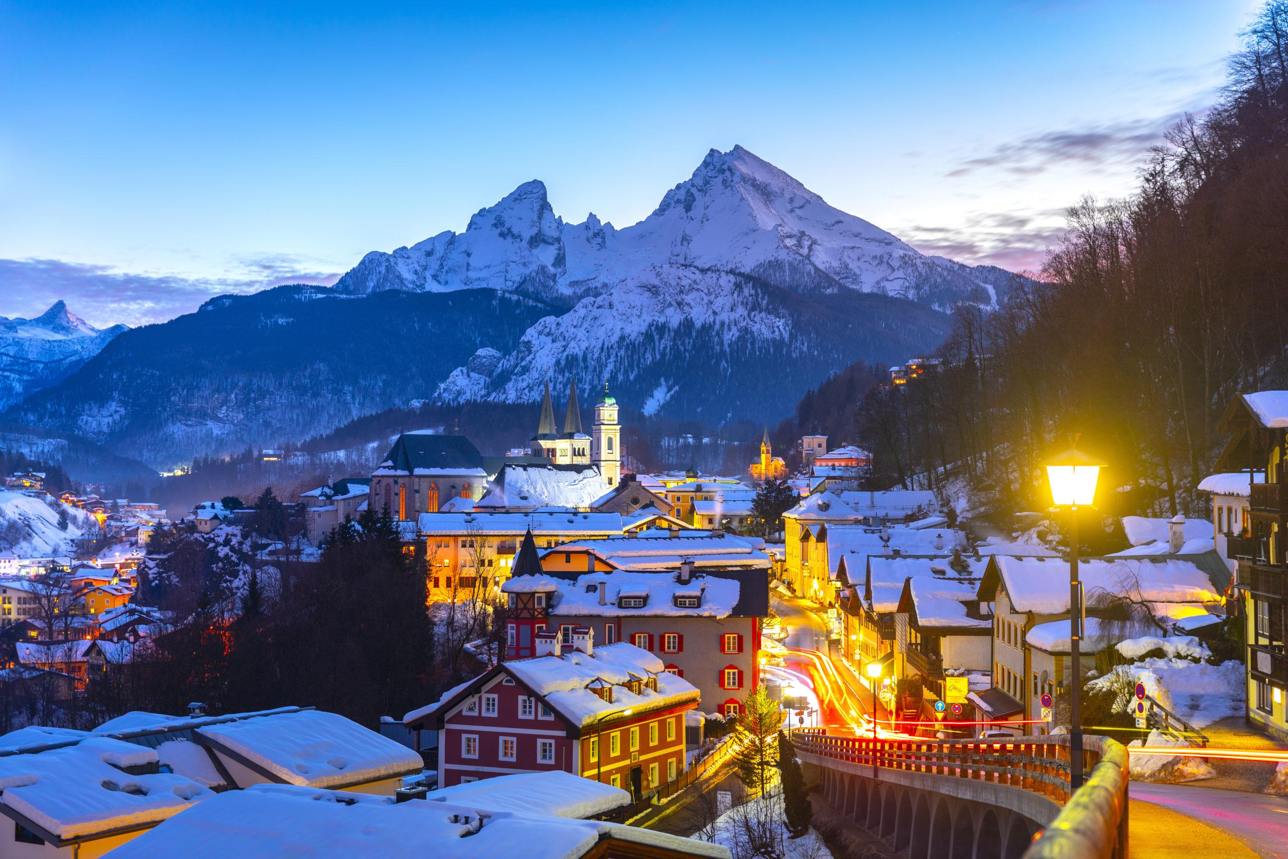Berchtesgaden, Upper Bavaria, Germany