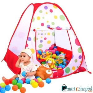Tent With Ball 50pcs