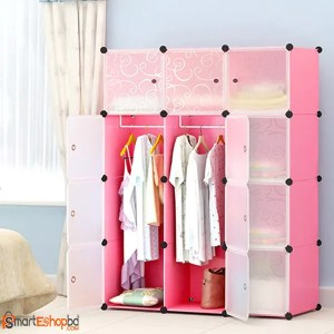 12 cubes Magic piece removable storage cabinets diy wardrobe closet plastic wardrobe closet organization wardrobes