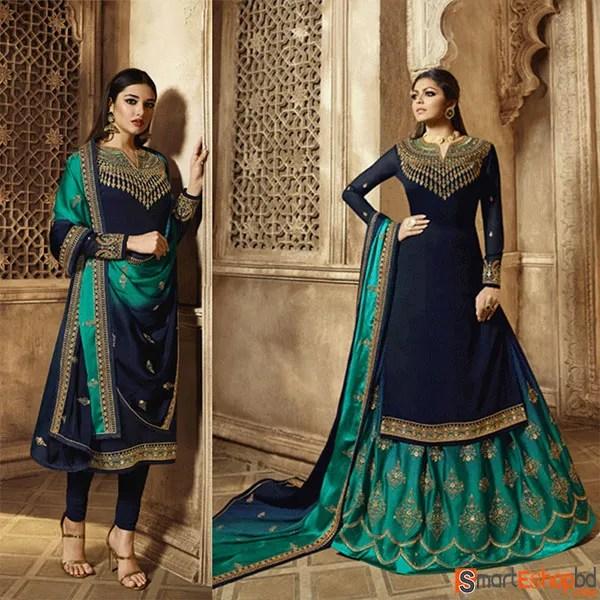 LT Nitya Vol 139 Designer Lehenga Style Salwar Kameez
