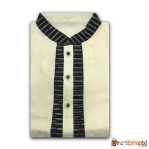 Men's Soft Cotton Panjabi