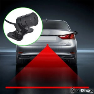Anti-Fog Car Laser Light Anti-collision laser LED Laser Fog Light Car Warning Radiation Light New car styling Cars powerful