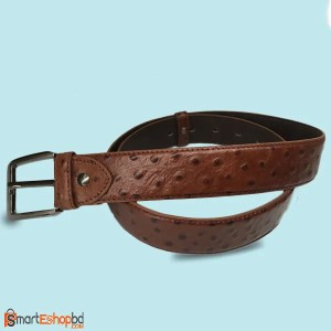 Crocodile Printed 100% Genuine Leather Belt