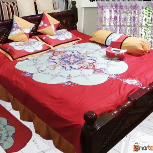 Bed Sheet And Pillow cover Set