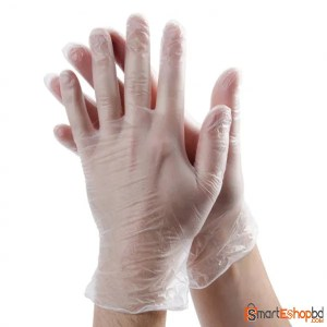 Original Chinese Disposable Protective Gloves 50 Pairs