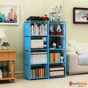 Creative modern shelf storage rack