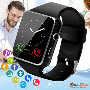 X6 SIM Memory and Camera Supported Smart Watch