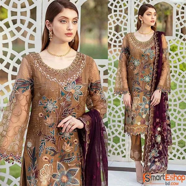 Ramsha's latest and trendy Chiffon Collection