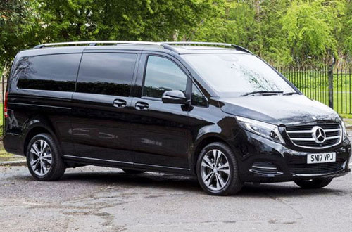 Heathrow airport transfers - people carrier