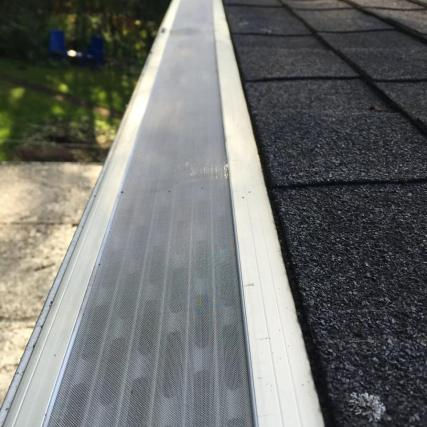 Kansas City Gutter Guards Installation