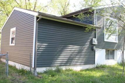 Kansas City Steel Siding Contractor
