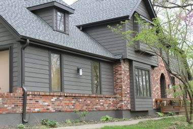 LP Smart Siding Installers in Parkville MO