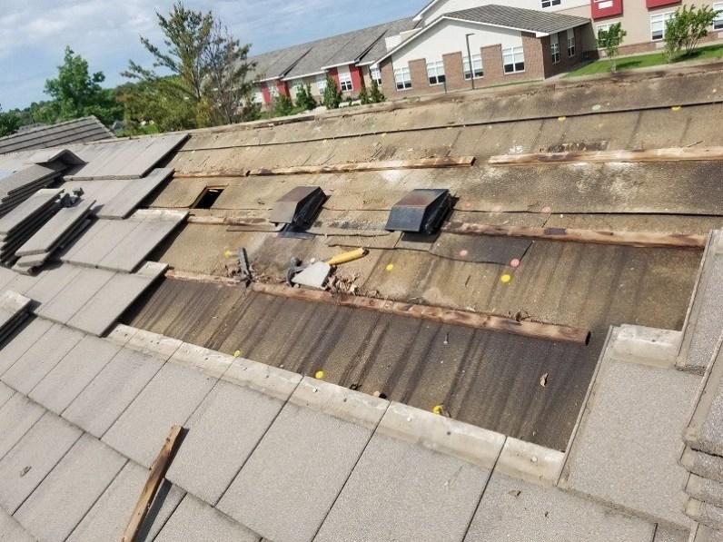 Kansas City Tile Roof Repair Contractor