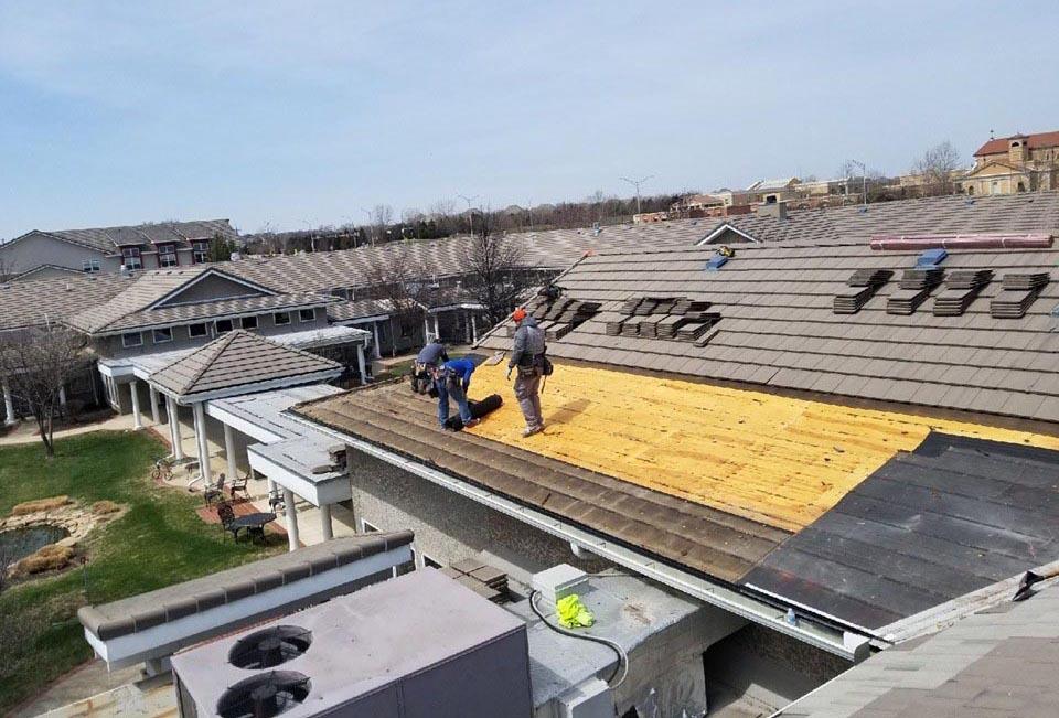 roof replacement kansas city
