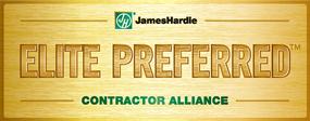 James Hardie Elite Preferred Remodeler