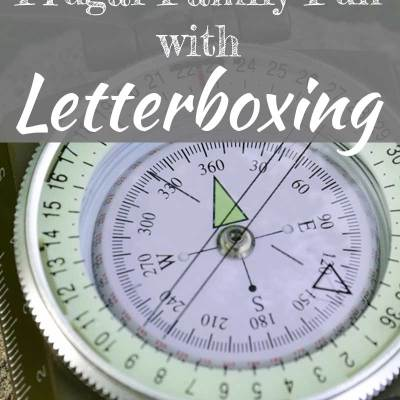 Frugal Family Fun:  Letterboxing