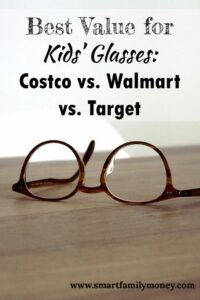 This post made it easy for me to decide where to buy my son's glasses!