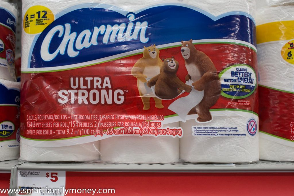 Where Can You Buy the Cheapest Charmin Toilet Paper? - Smart ...