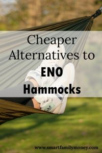 Cheaper Alternatives to ENO Hammocks
