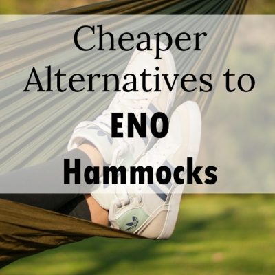Cheaper Alternatives to ENO Hammocks