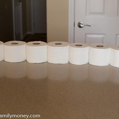 Review: Presto Toilet Paper from Amazon