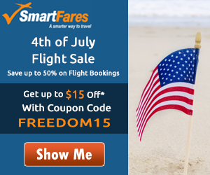 Independence Day Sale - Get Up To $15 Off* with Coupon Code: FREEDOM15