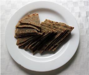 Green Gram Chapati
