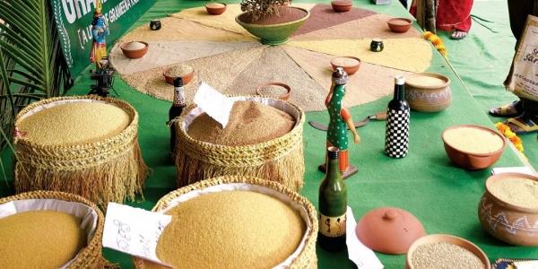 Telangana's Mahbubnagar saying 'no' to rice, 'yes' to millets