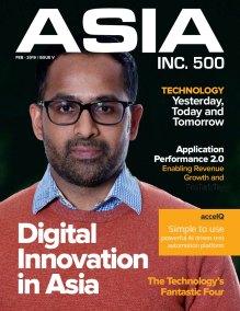 Asia Inc. 500: Smart Food