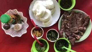 BBC reports : Why Africans should 'ditch one of their favourite dishes'