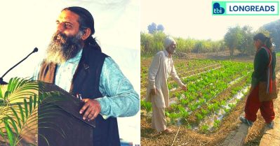 Ex-Journo's Org Helped Turn 30,000 Farmers Organic in Punjab, Revived Millets