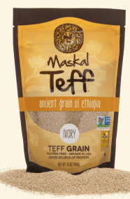 Maskal Teff Ivory Grain by The Teff Compnay