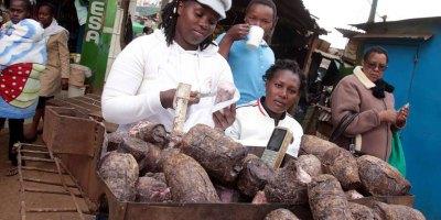 Arrowroots, finger millet porridge just fine for your family
