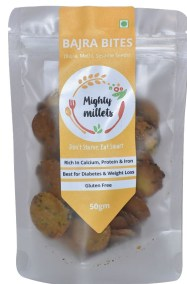 Bajra Bites by Mighty Millets
