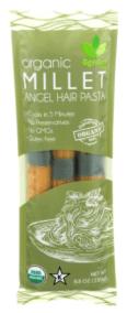 Millet Angel Hair Pasta by BGreen Food