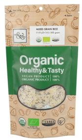 5Grain Rice Organic by Capmax Trading