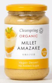 Organic Millet Amazake by Clear Spring