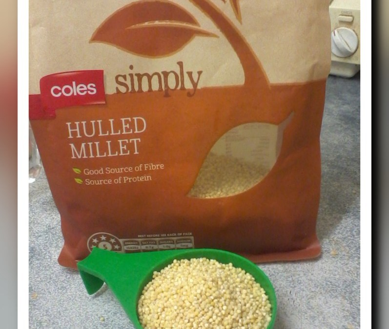 Hulled Millet by Coles Simply