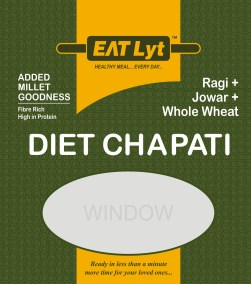 Diet Chapati by Eat Lyt Foods