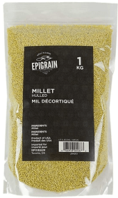 Hulled Millet by Epigrain