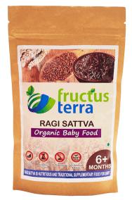 Organi Sattva Baby Food by Fructus Terra