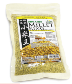 Organic Millet King by GBT Trading
