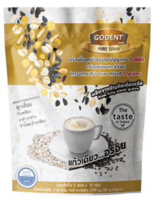 Job's Tear Mixed with 5 Grains by Godent