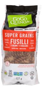 Supergrains Fusilli Pasta by GoGo Quinoa