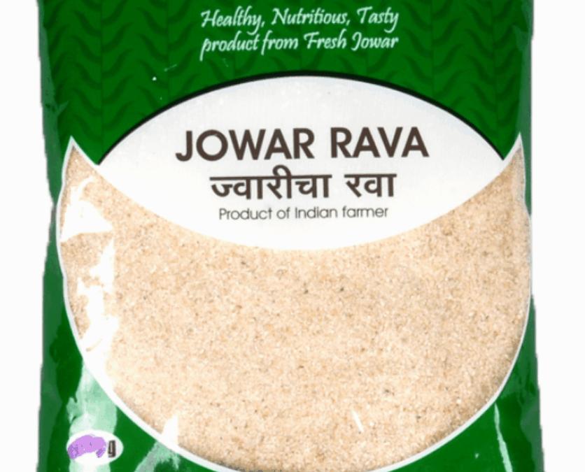 Jowar Rava by Gud2Eat, Samruddhi Agro