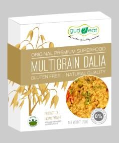 Multi Grain Dalia by Gud2Eat, Samruddhi Agro