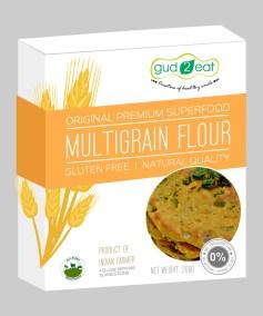 Multigrain flour by Gud2Eat, Samruddhi Agro